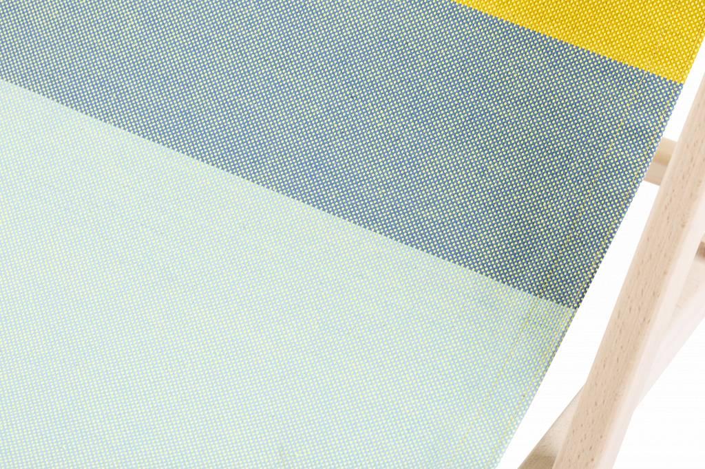 Beach Rocker Yellow / Green