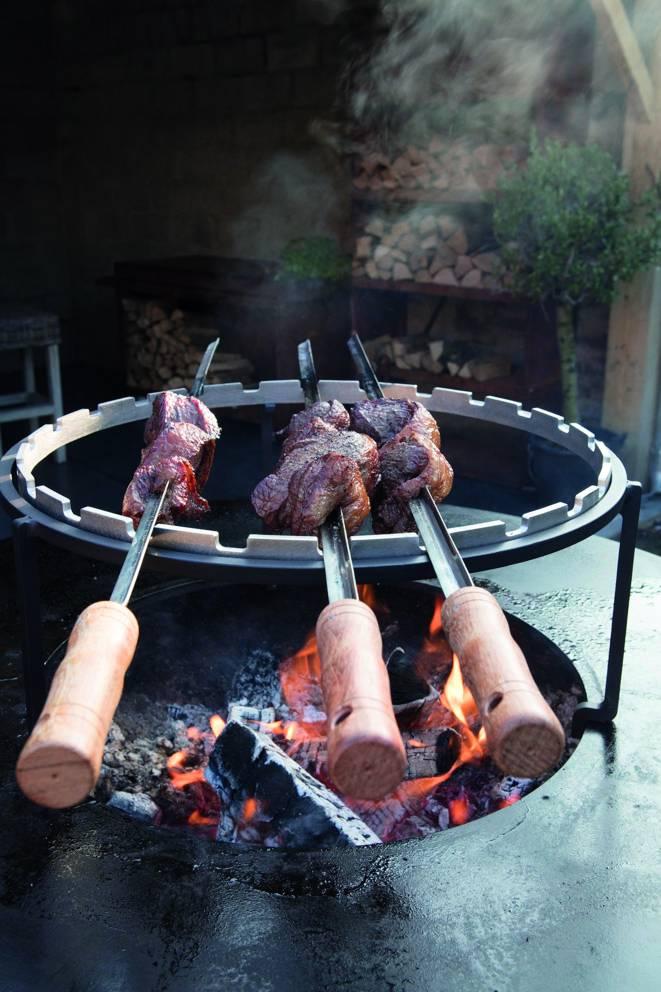 OFYR BBQ Horizontale Spiesen Set 100