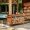 OFYR Mise en Place Table Pro Teak Wood
