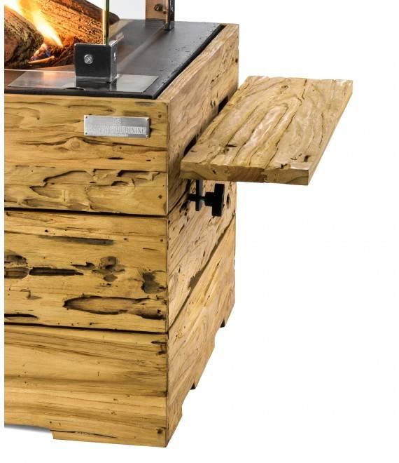 Driftwood Side Table 2 stuks