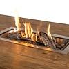 Cocoon Table Inbouwbrander Rechthoek
