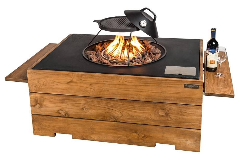 Grillplaat Cocoon Table