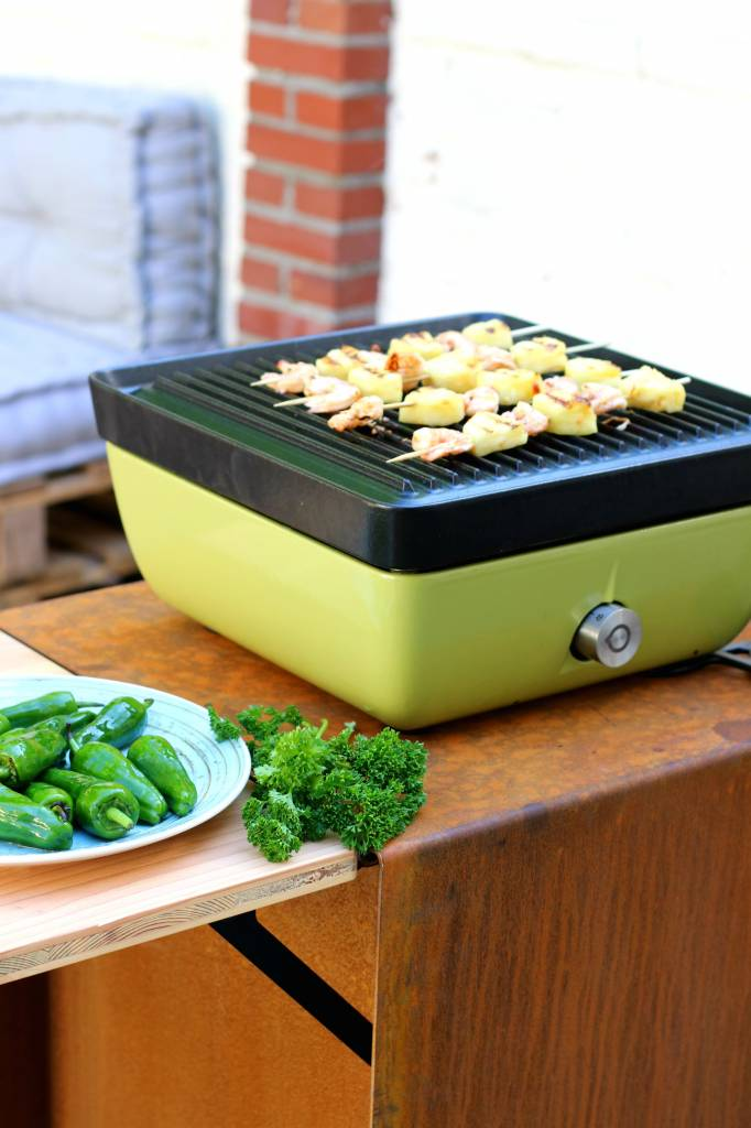 Patio Cooker Grill