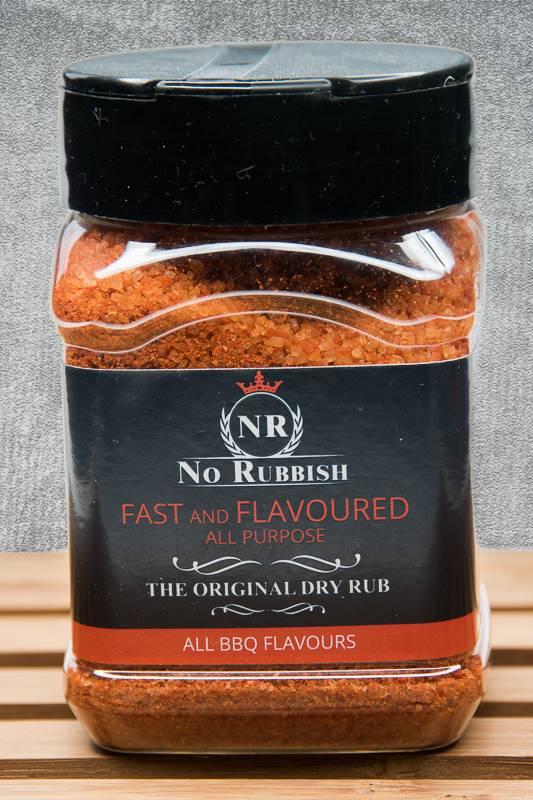 Rub kruiden Fast & Flavoured