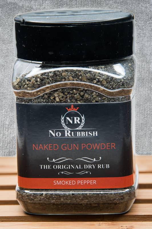 Rub kruiden Naked Gun Powder