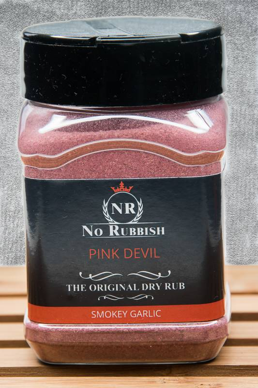 Rub kruiden Pink Devil