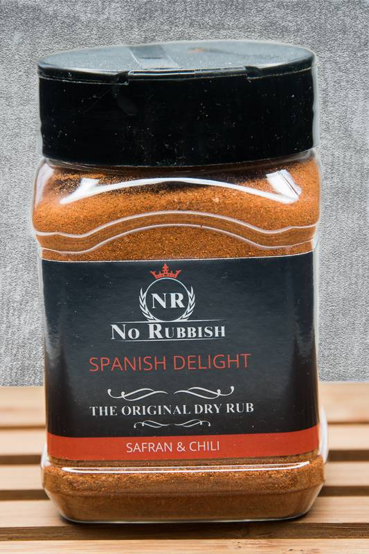 Rub kruiden Spanish Delight