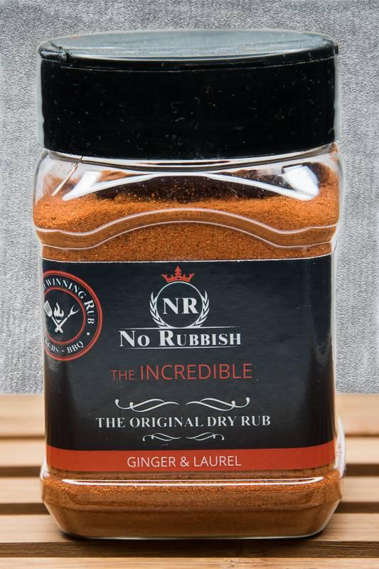 Rub kruiden The Incredible