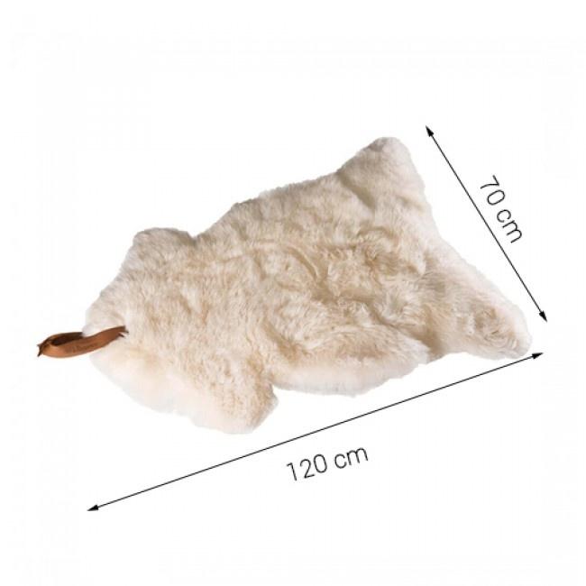 Sheepscoat White - Witte Schapenvacht