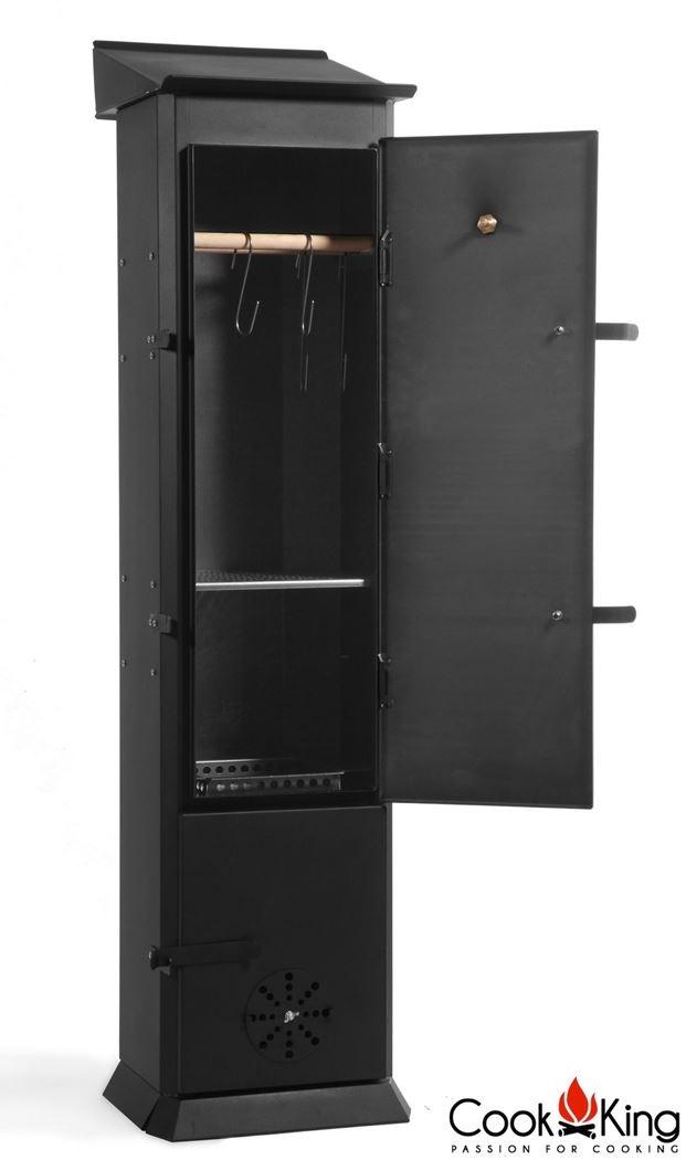 Smokehouse 'Hamburg' (38x38x160) - Professionele Rookoven