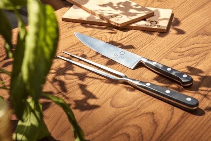 Fork and Knife Set