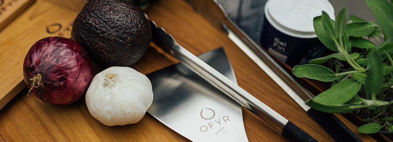 OFYR BBQ Tang