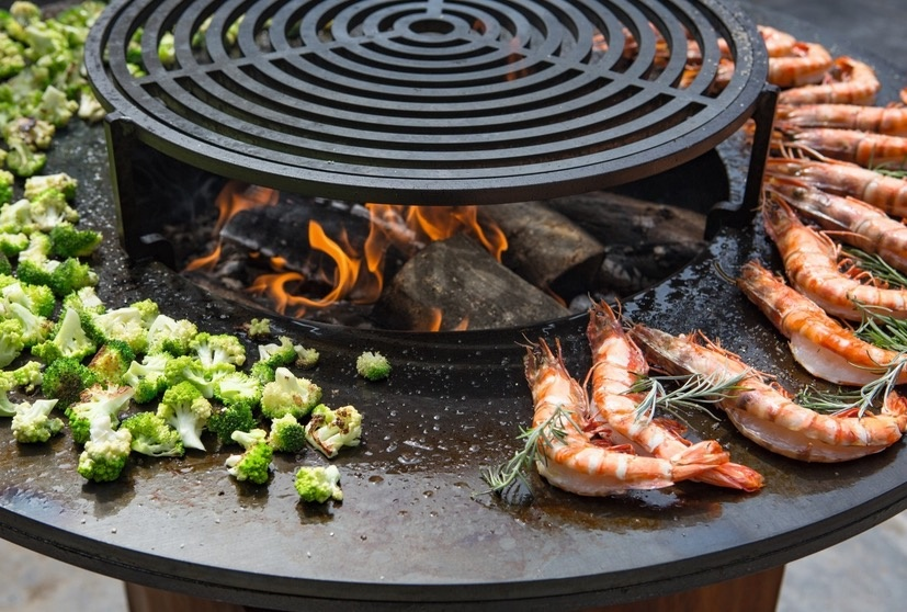 OFYR BBQ Grillrooster 85