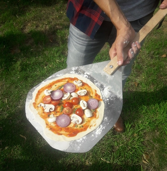 Pizzaschep 80cm