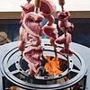 OFYR BBQ Braziliaanse Grill set (incl. spiesen)
