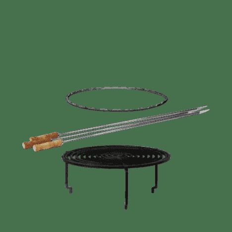 OFYR XL Grill Accessoire set
