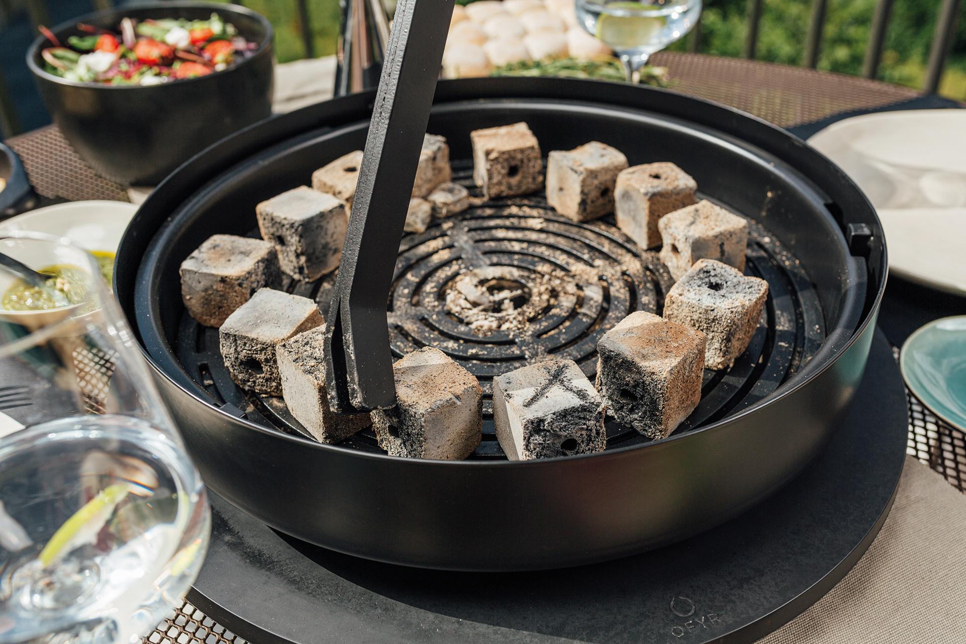 OFYR Tabl'O tafelgrill | gourmetten en  koken op tafel
