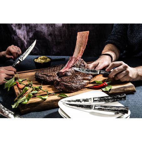 Intense Forged Steakmessen