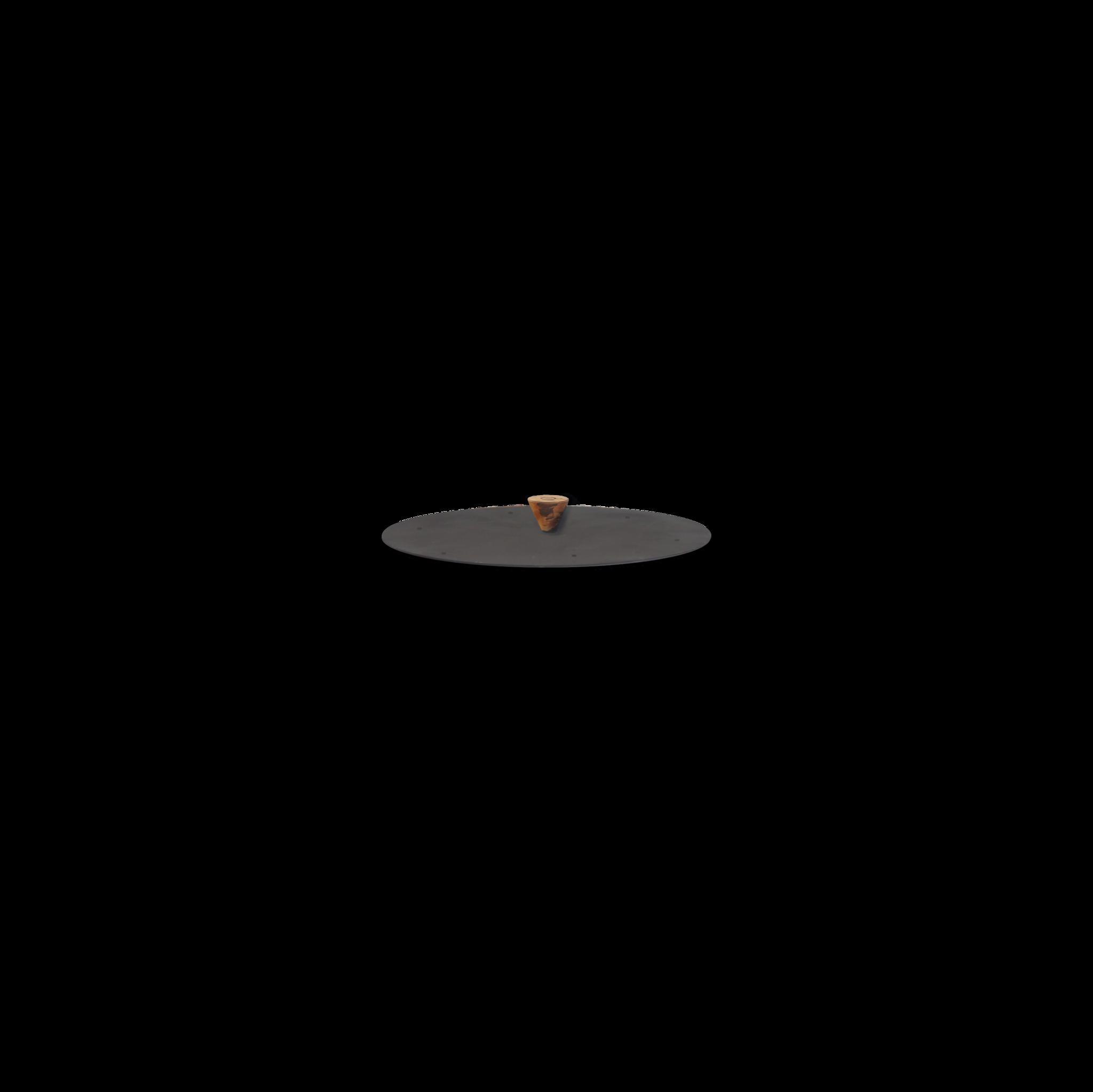 OFYR- doofdeksel zwart 85
