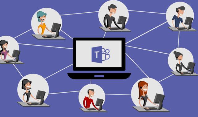 Online Teamwork