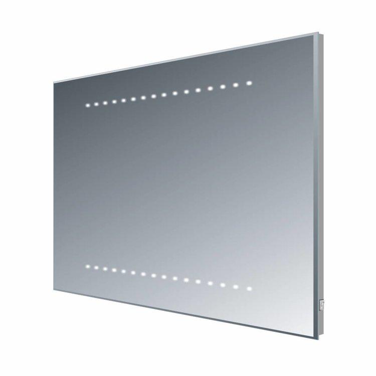 LED Badkamerspiegel met spiegelverwarming Pollak van Ocean - Ocean ...