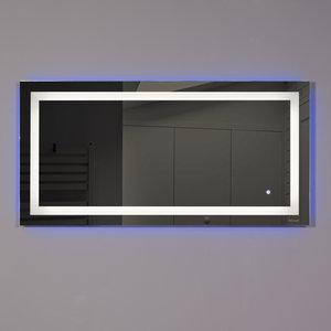 Ocean Spiegel met LED verlichting Tarbot