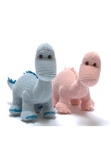 Best Years Organic Diplodocus Baby Rattle