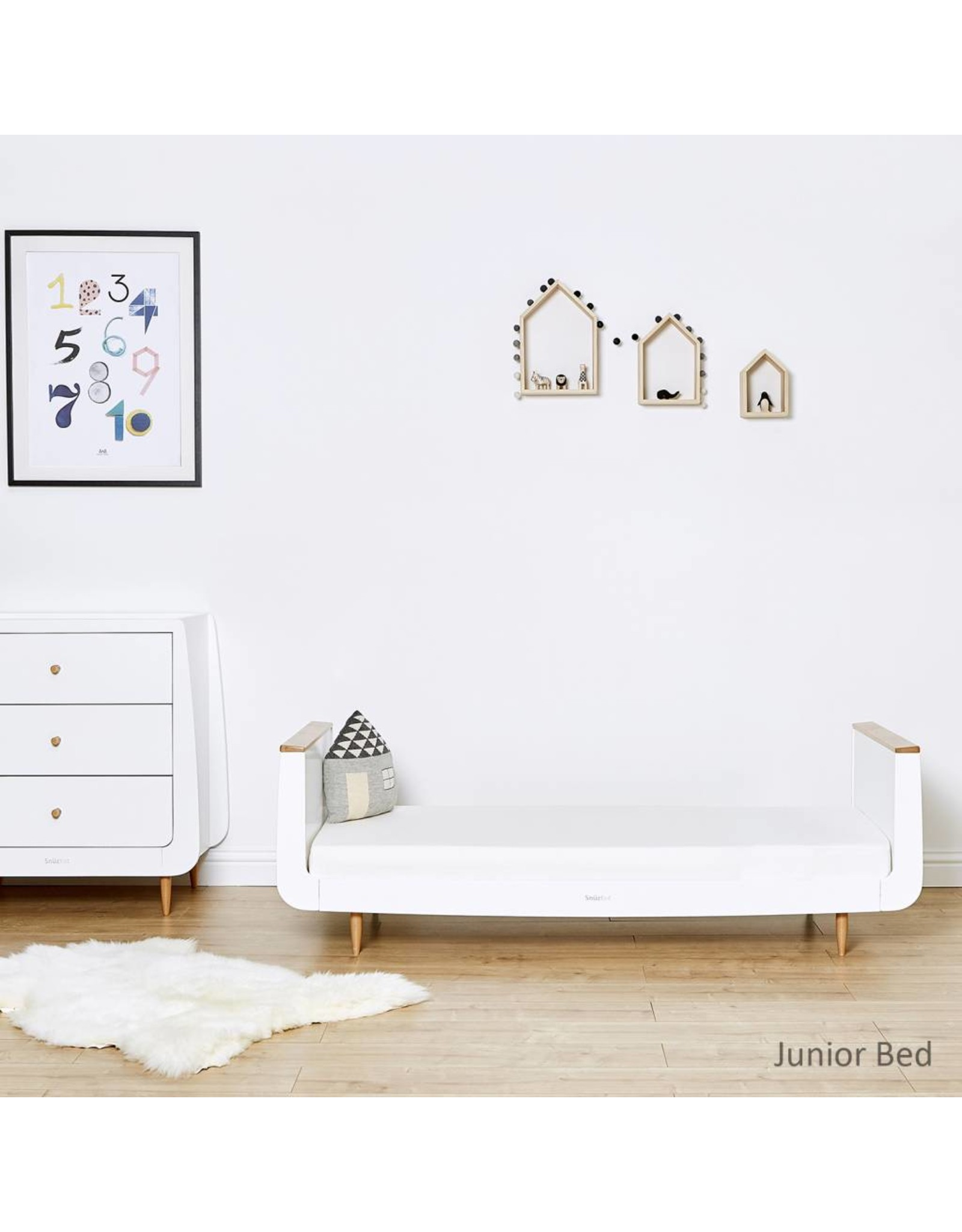 SnuzKot JuniorBed Extension Kit