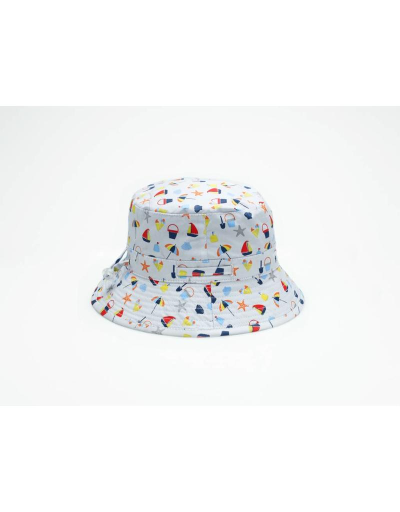 Cotton Sunhat- Seaside