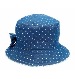 Cotton Sunhat- PolkaDot