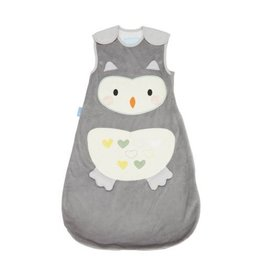 Gro Company Gro Company - Ollie the Owl Sleeping Bag 1 Tog- 0-6 months