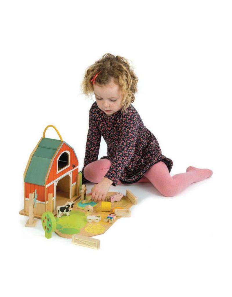 Tender Leaf Toys My First Barn Set