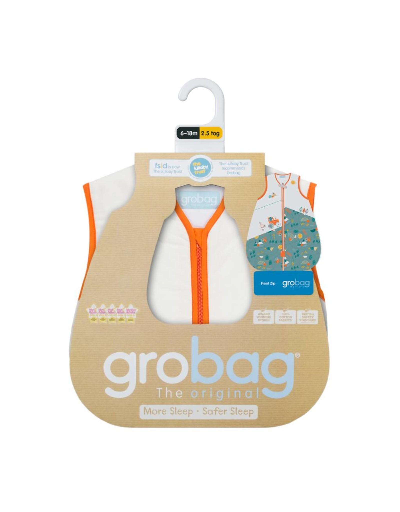 Gro Company Go Company - Folk Farm Gro Bag 2.5 Tog 6-18 months
