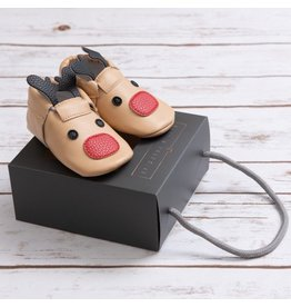 Ruby & Freddies My First Christmas Reindeer Soft Shoe