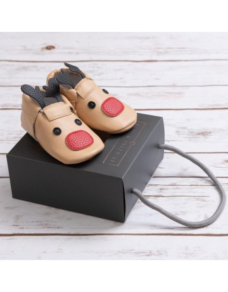 Ruby & Freddies My First Christmas Reindeer Soft Shoe