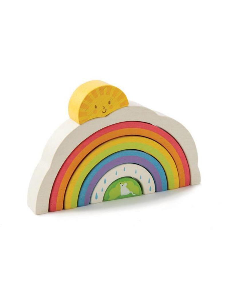 Tender Leaf Toys Rainbow Tunnel