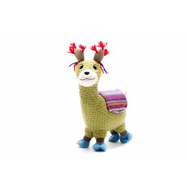 Best Years Large Knitted Llama Soft Toy
