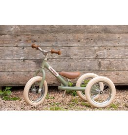 Trybike Trybike 2-in-1 Steel Vintage- Green