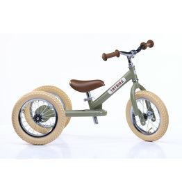 Trybike Trybike 2-in-1 Steel Vintage- Green