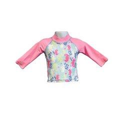 Banz Long Sleeve Shirt- Seahorse