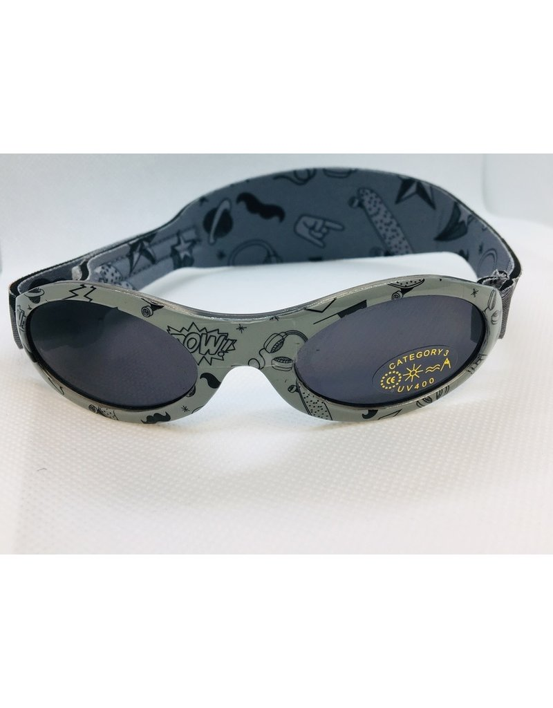 Banz Banz Bubzee Sunglasses- Grafitti