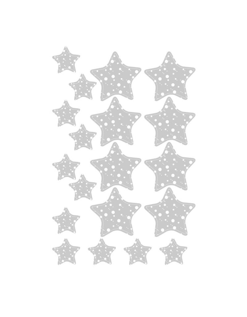 Snuz Nursery Wall Stickers Clouds and Stars - Cloud Nine