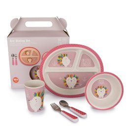 Hippychick For Little Fingers Dining Set
