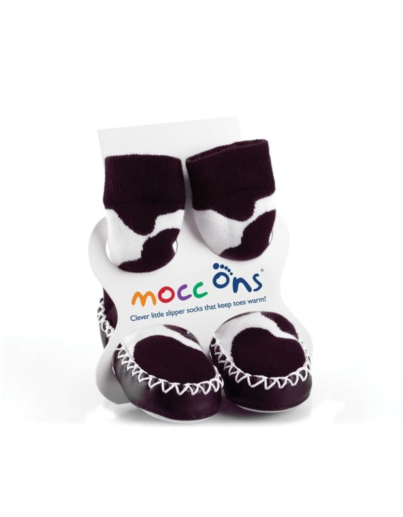 Mocc ons Mocc Ons- Cow