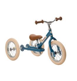 Hippychick Trybike 2-in-1 Steel Vintage- Blue