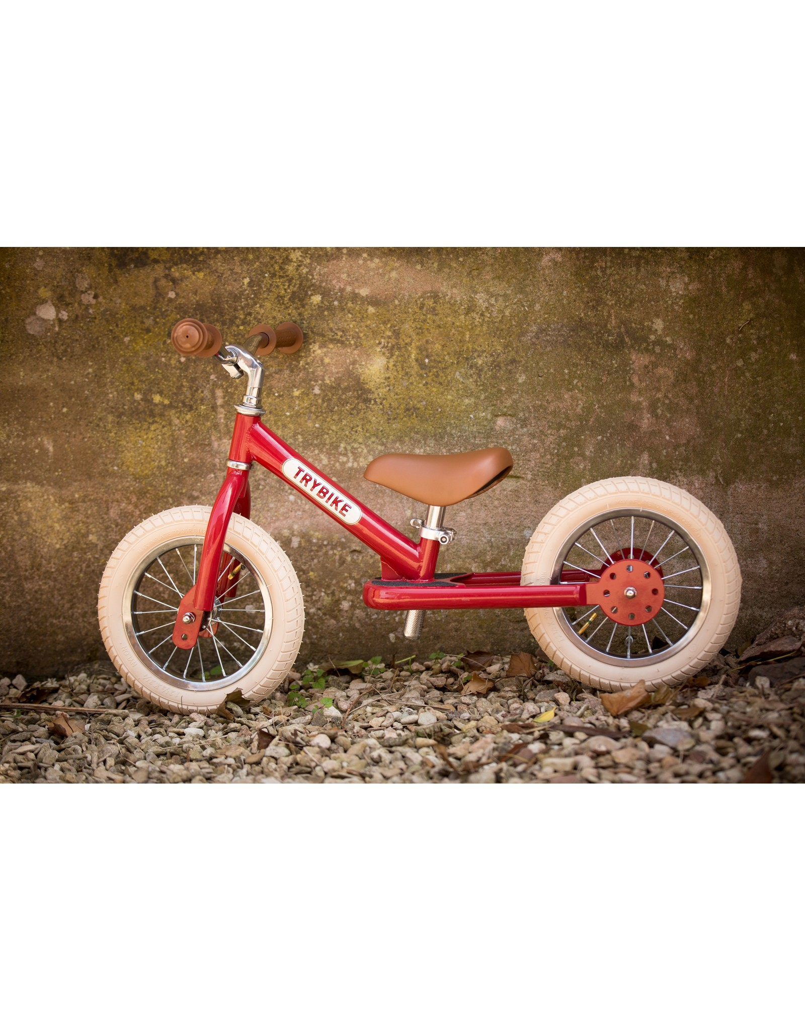 Trybike Trybike 2-in-1 Steel Vintage-Red