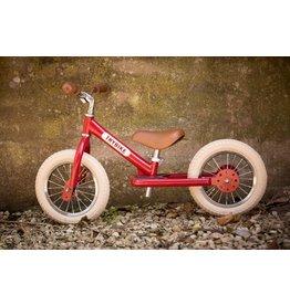 Hippychick Trybike 2-in-1 Steel Vintage- Red
