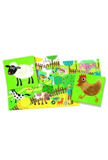 Puzzle 8 + 1 Farm- Ages 2-5 Years