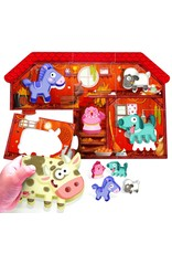 Montessori First Puzzle the Farm