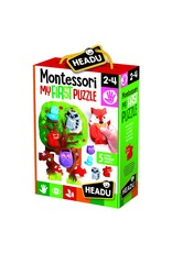 Montessori First Puzzle -The Forest